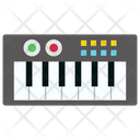 Piano Electric Keyboard Electric Piano Icon