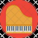 Piano Piano Keyboard Electronic Keyboard Icon