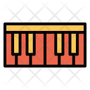 Music Instrument Music Keyboard Icon