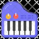 Piano Music Instrument Music Keyboard Icon