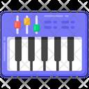 Pianoforte Piano Piano Keyboard Icon