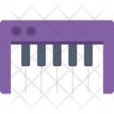 Grand Piano Clavichord Harpsichord Icon