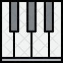Piano Music Sound Icon