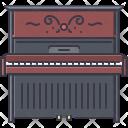 Piano Music Instrument Icon