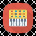 Piano Instrument Piano Icon