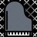 Piano Music Concert Icon