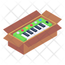Piano Packaging Icon