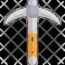 Pick Mining Pickaxe Icon
