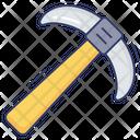 Pick Hammer Pick Hammer Icon