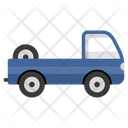 Pick Up Truck Transport Icon