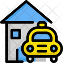 Pick Up From Home Icon