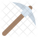 Tool Construction Pickaxe Icon