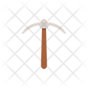 Pickaxe Tool Mining Icon