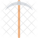 Pickaxe Scythe Tool Costumes Accessories Icon