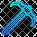 Pickaxe Tool Construction Icon