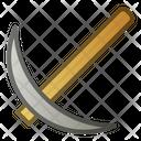 Pickaxe Tool Rock Icon