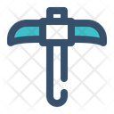 Pickaxe Miner Tool Icon