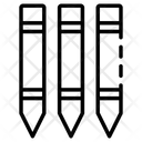 Picket Fence Icon
