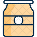 Pickle Jar Bottle Food Icon