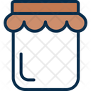 Pickle Jar Jar Bottle Icon