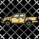 Auto Pickup Car Icon