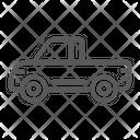 Pickup Van Auto Icon