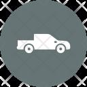 Pickup Truck Car Icon