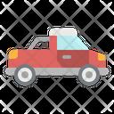 Pickup Car Public Icon