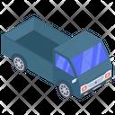 Pickup Truck Vehicle Transport Icon