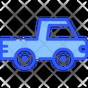 Pickup Car Truck Icon
