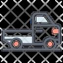 Pickup Truck Van Vehicle Icon