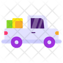 Lorry Delivery Truck Goods Delivery Icon