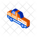 Cargo Delivery Pickup Icon