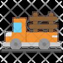 Pickup Truck Farm Icon