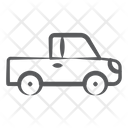Luggage Carrier Mini Pickup Pickup Icon