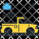 Pickup Truck Pickup Car Pickup Icon