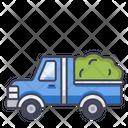 Pickup Truck Pickup Transport Icon