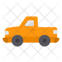Pickup Truck Truck Transpoet Icon