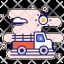 Pickup Truck Icon