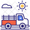 Pickup Truck Pickup Truck Icon
