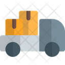 Pickup Truck Delivery Truck Vehicle Icon