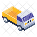Truck Vehicle Pickuptruck Icon