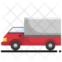 Pickup Truck Delivery Truck Transport Icon