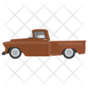 Pickup Truck Car Truck Compact Truck Icon