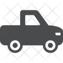 Towing Truck Pickup Vehicle Vehicle Icon
