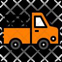 Pickup van Icon