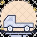 Van Pickup Van Hatchback Icon