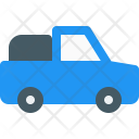 Pickup Vehicle Icon