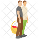 Picnic Outdoor Picnic Friends Time Icon