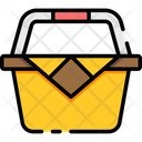 Picnic Basket Icon